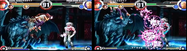 Magaki final jumping into