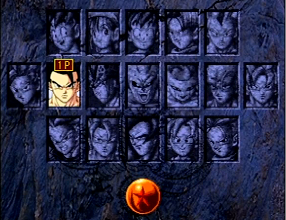 Roster full of Goku