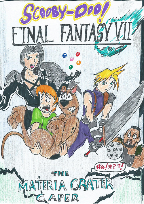 Scooby Doo Final Fantasy