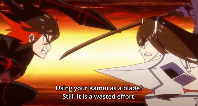 Matoi vs Satsuki