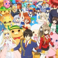 Anime Review - Amagi Brilliant Park
