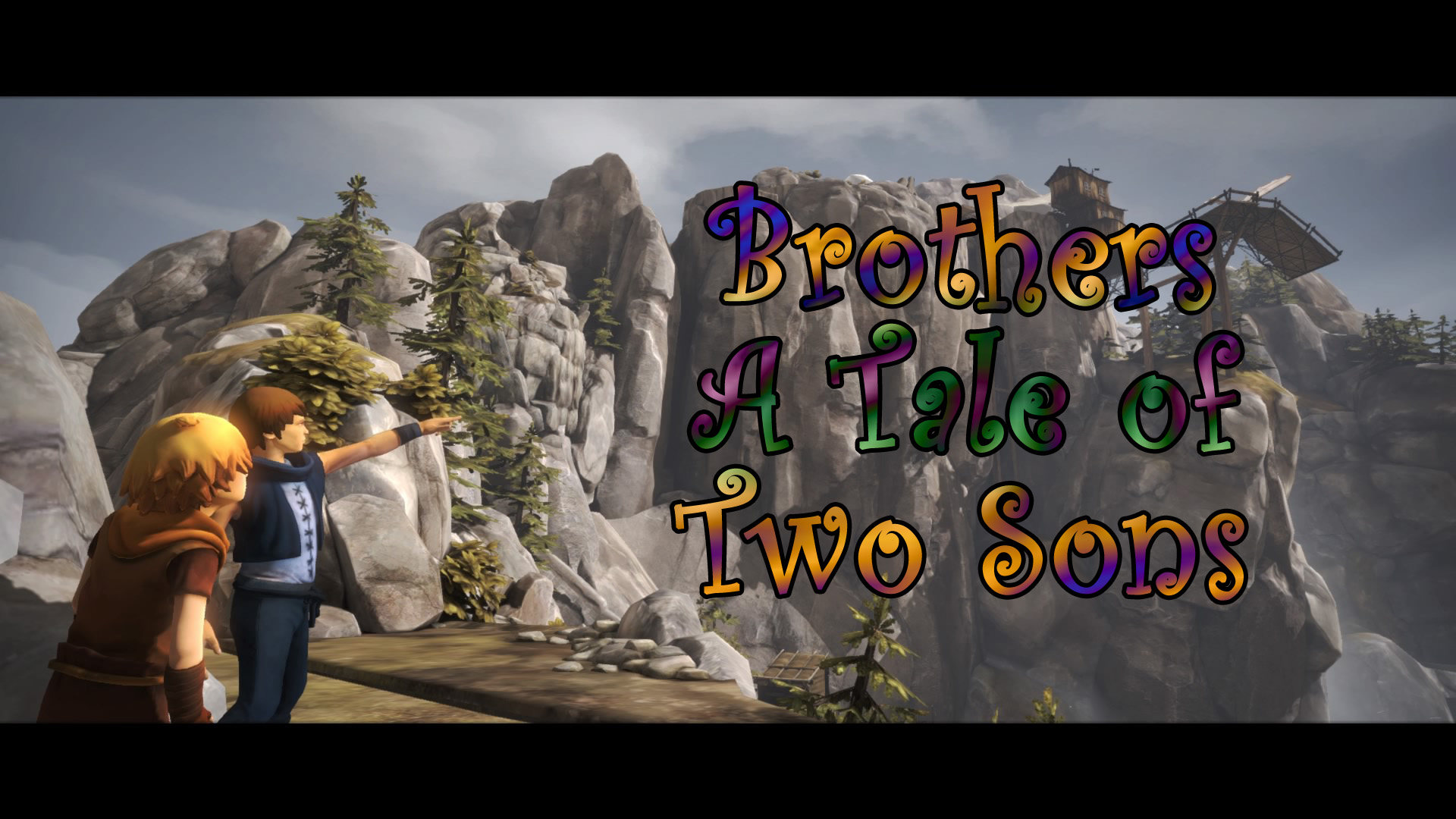 the tale of the two brothers Guide two brothers on an epic fairy tale journey from visionary swedish film director, josef fares and top-tier developer starbreeze studios control both brothers at once as you experience.