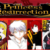 Anime Monster Mash!! Princess Resurrection Review