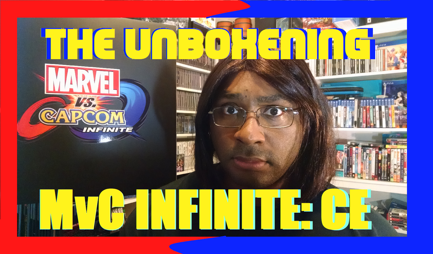 The Unboxening: Marvel vs Capcom Infinite Collector's Edition