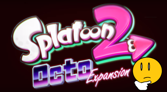 Splatoon 2 Expansion Pack Trailer Title Card