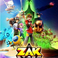 CF Reviews - Zak Storm Super Pirate