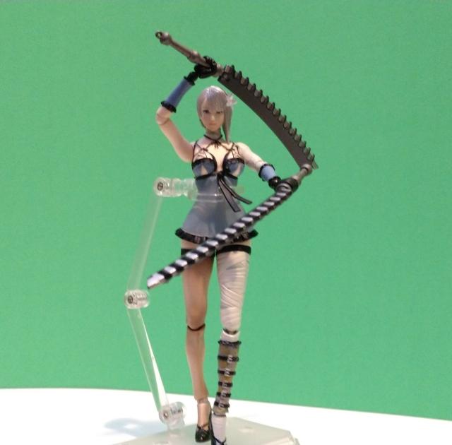 Kaine with Swords