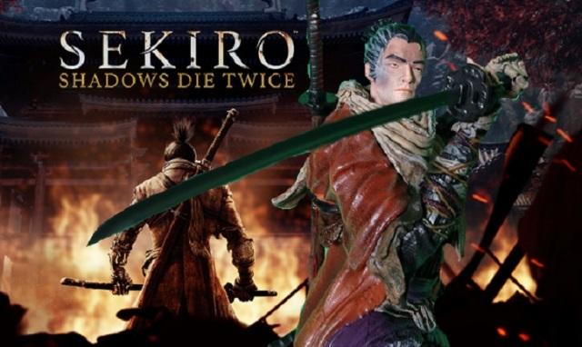 Sekiro Shadows Die Twice THUMBNAIL