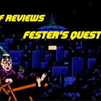 CF Reviews - Fester's Quest (NES)
